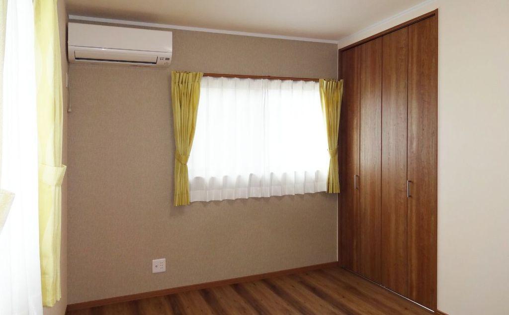 施工事例 寝室
