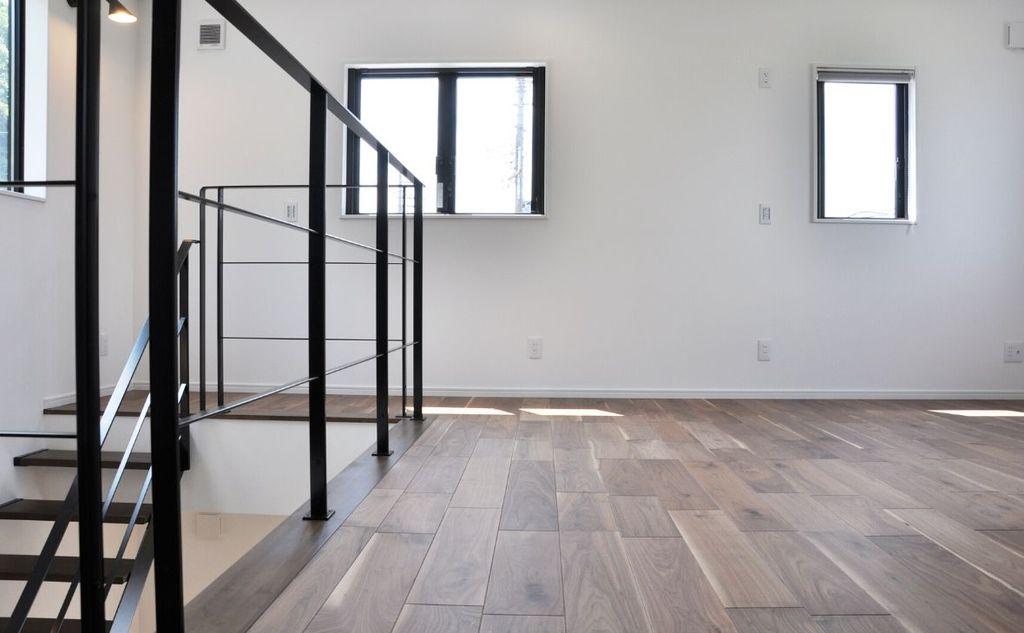 2階オープンフロア